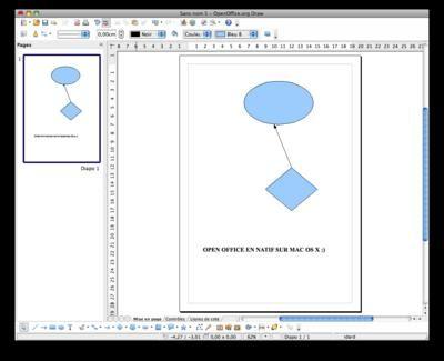 Open office 3 mac une alternative cr dible microsoft office - Open office nouvelle version ...