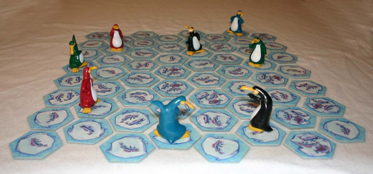 pingouins. Black Bedroom Furniture Sets. Home Design Ideas
