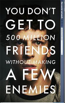 The Social Network et sa tête d'affiche.
