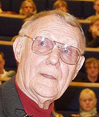Ingvar Kamprad, l'homme le plus riche de Suisse.