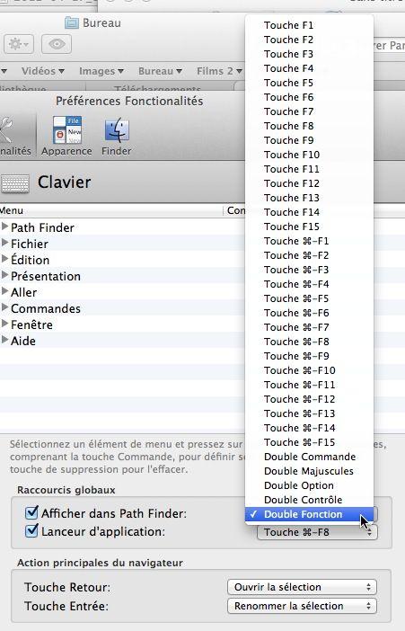 Path finder 6 le meilleur utilitaire sur mac for Fenetre utilitaire mac