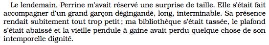 Échantillon Bookman/Bonum