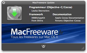 A propos de MacFreewareUpdate