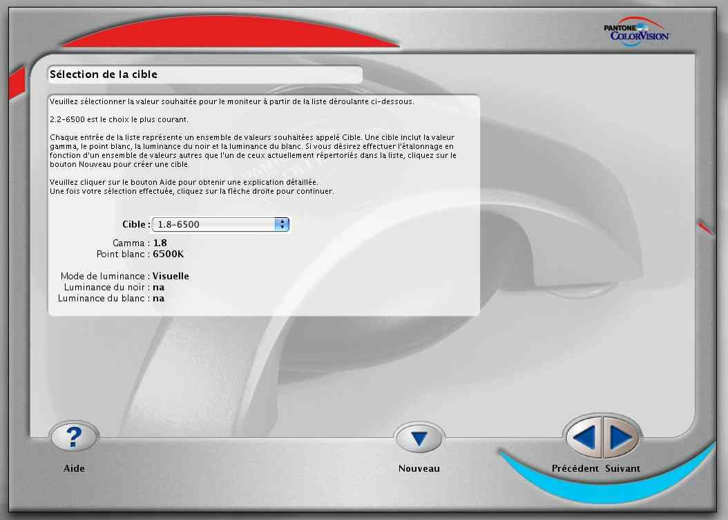 Spyder2 pro o comment calibrer un cran for Configurer ecran pc