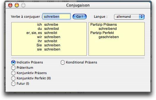 verbe etres en allemand